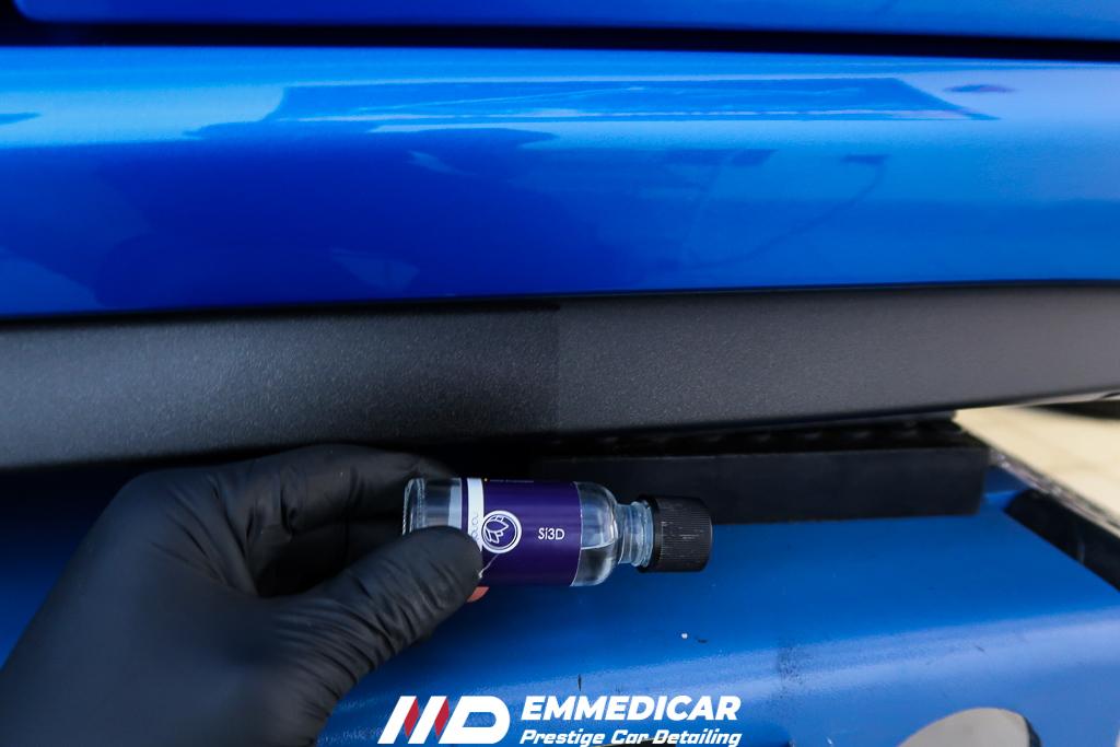 ALFA ROMEO STELVIO QUADRIFLOGLIO, applicazione nanotecnologia auto,