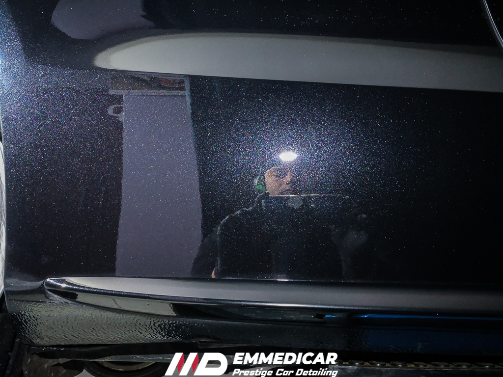 AUDI A5 3.0TDI, LUCIDATURA SWIRLS AUTO