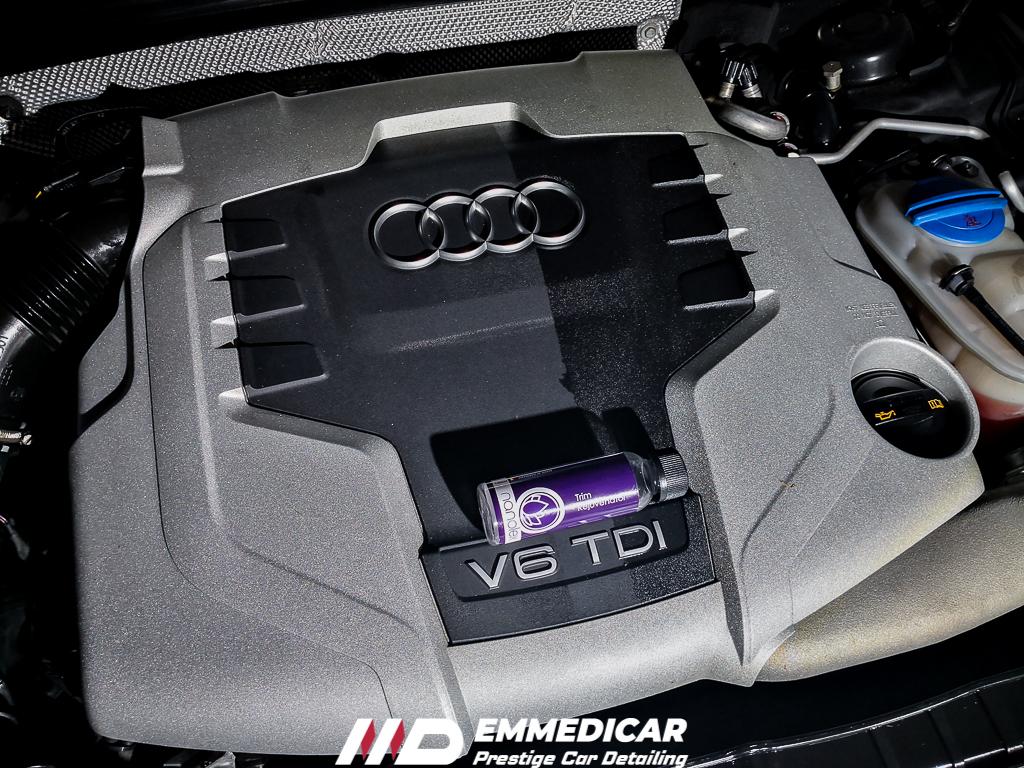 AUDI A5 3.0TDI, RIMOZIONE GRAFFI AUTO