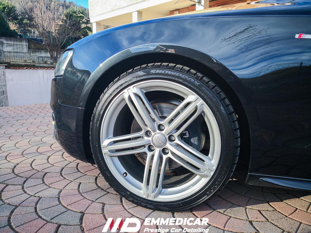 AUDI A5 3.0TDI, CAR DETAILING