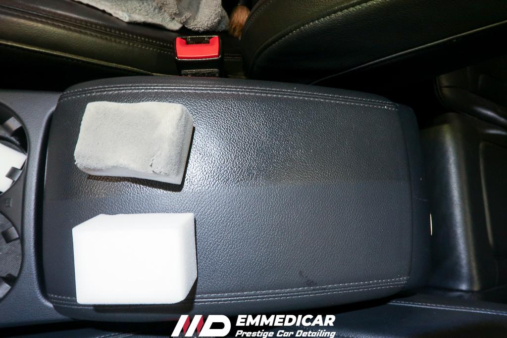 AUDI Q5, trattamento pelle auto,