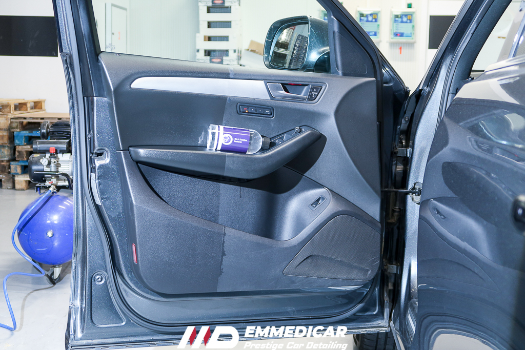 AUDI Q5, ravvivante plastiche auto,