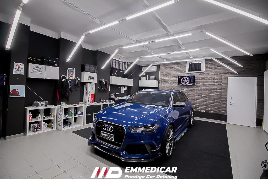 AUDI RS6, car detailing