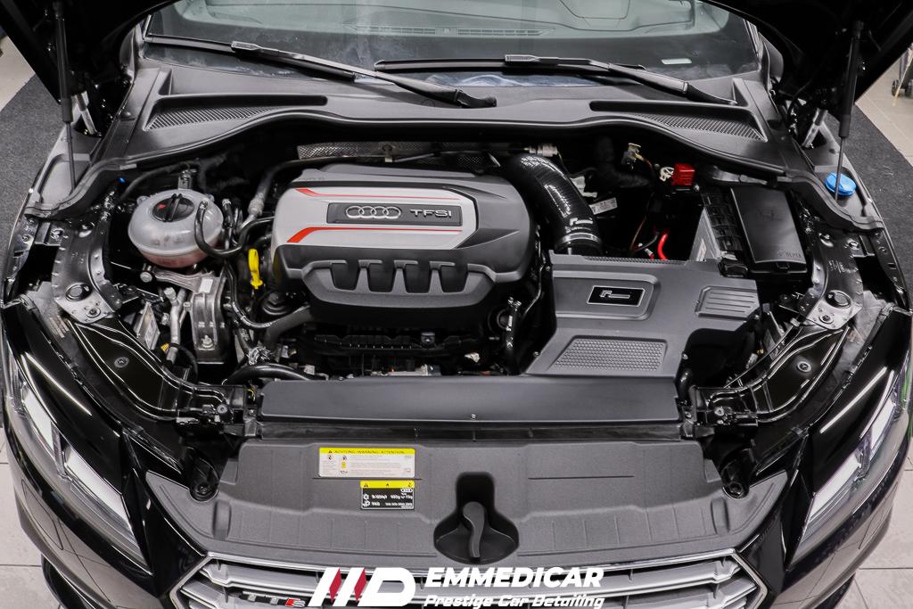 AUDI TTS, car detailing motore