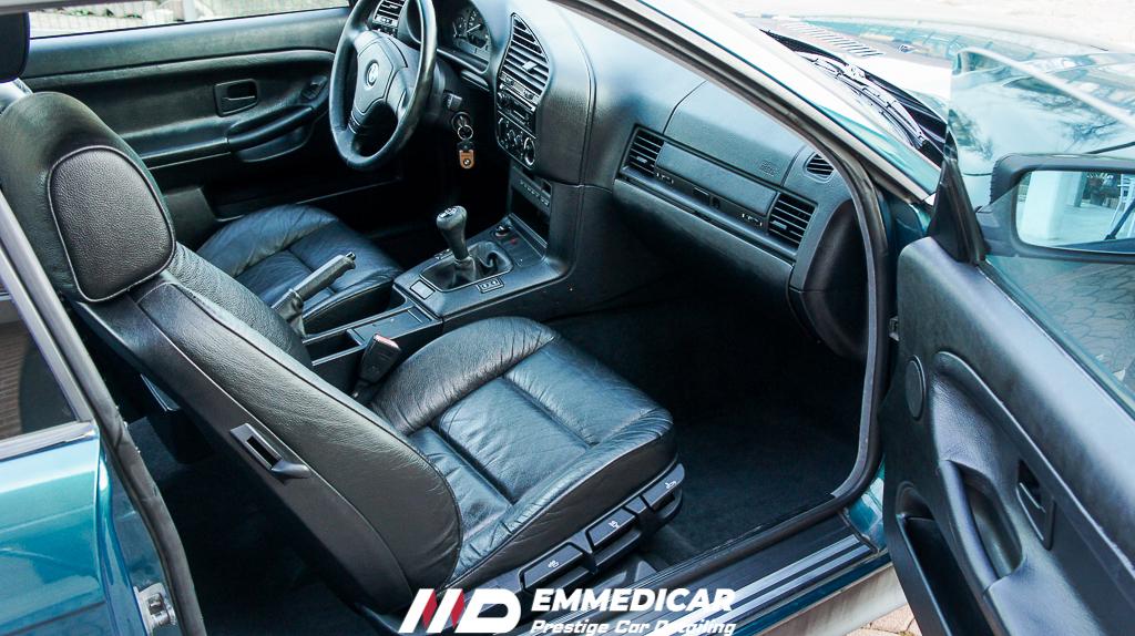 bmw 318 is, igienizzazione auto