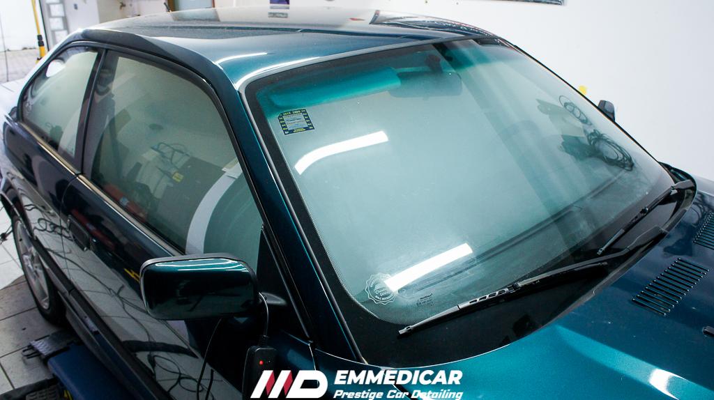 bmw 318 is, sanificazione interni auto