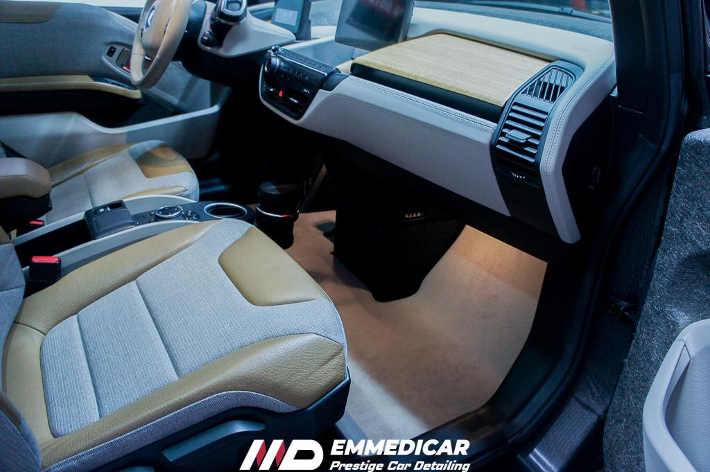 bmw i3, car detailing