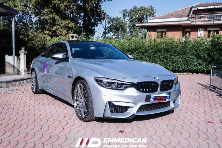 BMW M4, car detailing