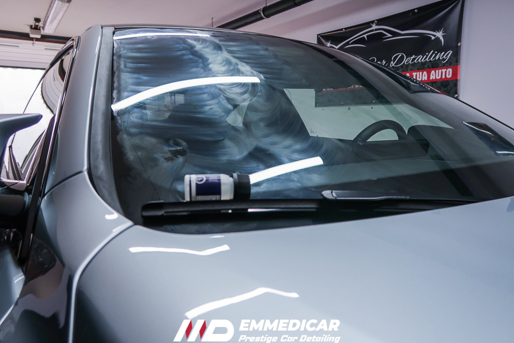 BMW M4, applicazione nanotecnologia auto