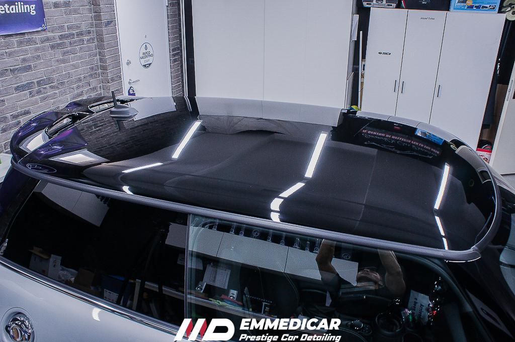 BMW MINI COOPER S, CAR DETAILING
