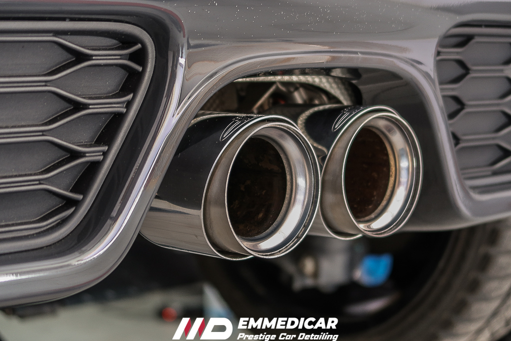 BMW MINI COOPER S JCW, lucidatura swirls auto,