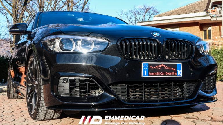 BMW SERIE 1 125i MSPORT, risultato dopo car detailing,