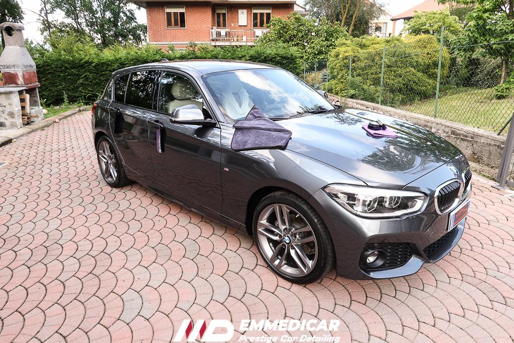BMW SERIE 1 120d, car detailing