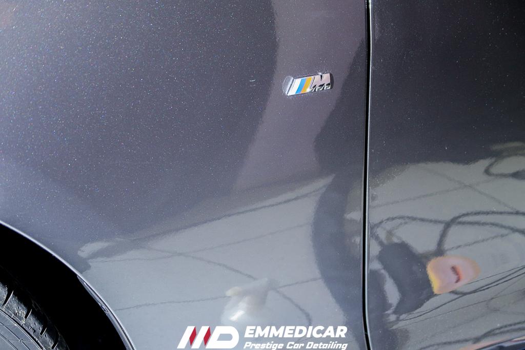 BMW SERIE 1 120d, lucidatura graffi auto,