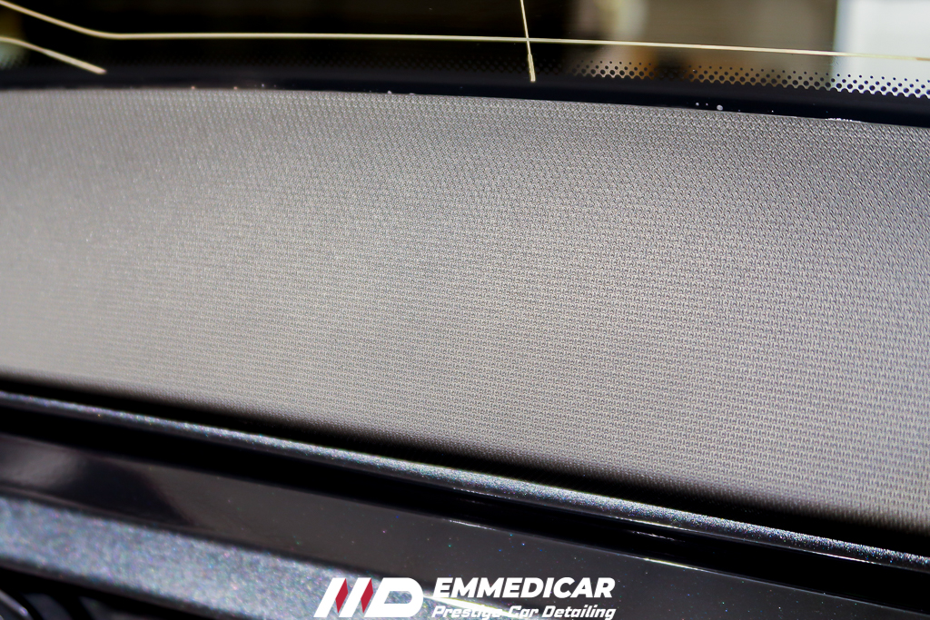 BMW SERIE 1 120d, igienizzazione auto,