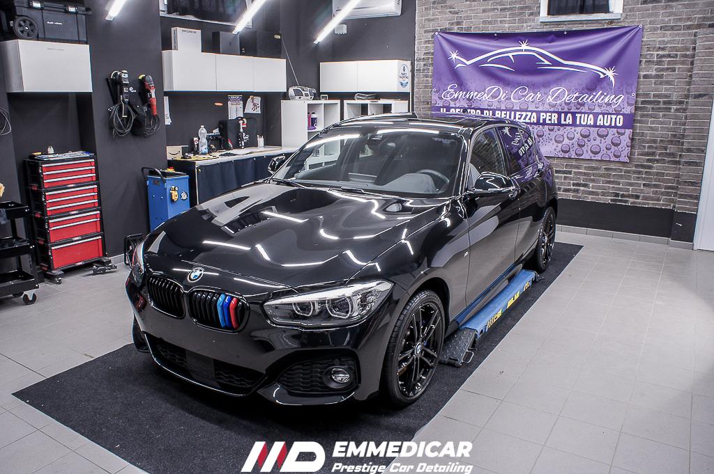 BMW SERIE1 120D, CAR DETAILING