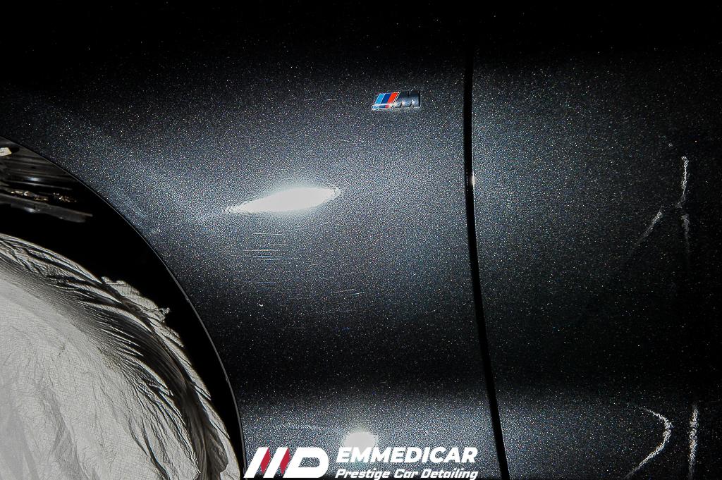 BMW SERIE1 120D, rimozione graffi