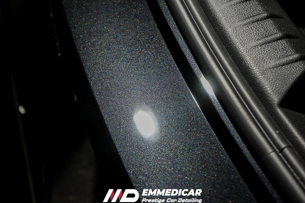 BMW SERIE1 120D, lucidatura swirls
