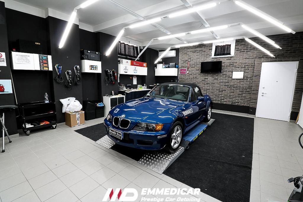 BMW-Z3-ROADSTER, DETAILING