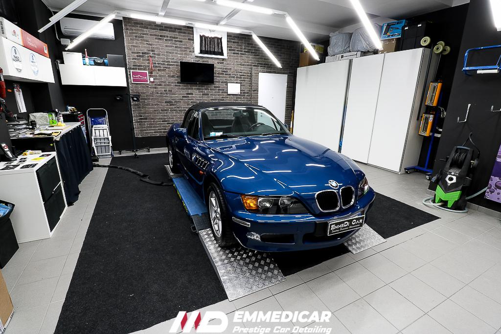 BMW Z3 ROADSTER, DETAILING