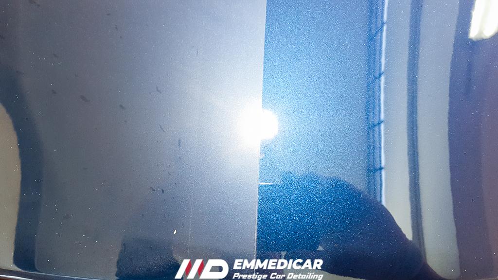 BMW Z4 ROADSTER, rimozione graffi auto,