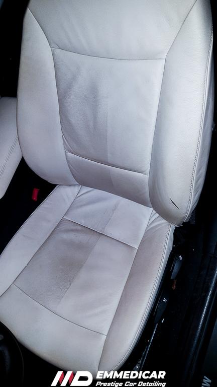 BMW Z4 ROADSTER, trattamento pelle auto,