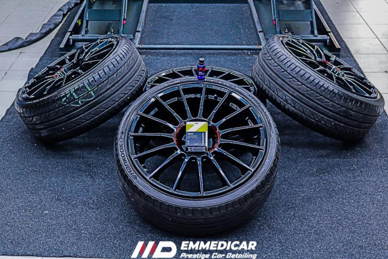 CERCHI OZ superturismo, car detailing
