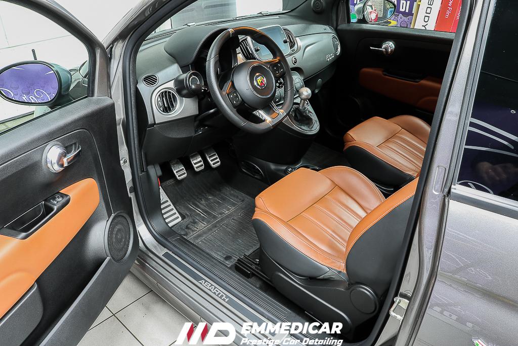 FIAT ABARTH 595 COMPETIZIONE, car detailing