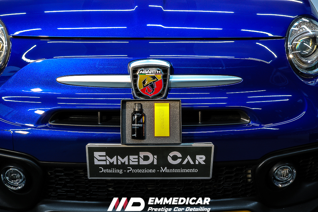 FIAT ABARTH 595 PISTA, car pro