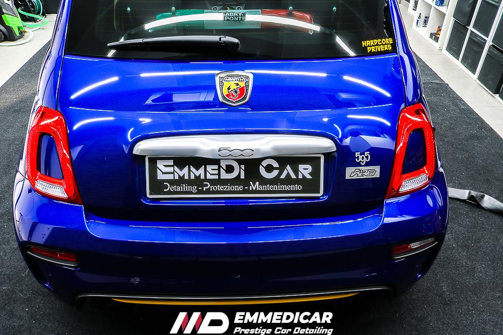 FIAT ABARTH 595 PISTA, car detailing