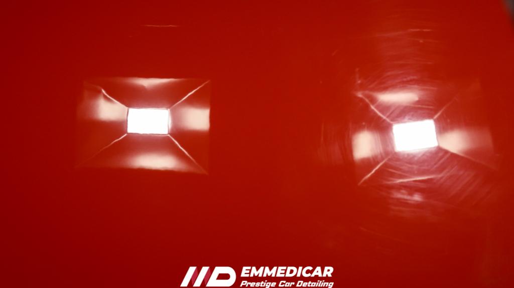 FIAT X1/9, lucidatura auto torino,