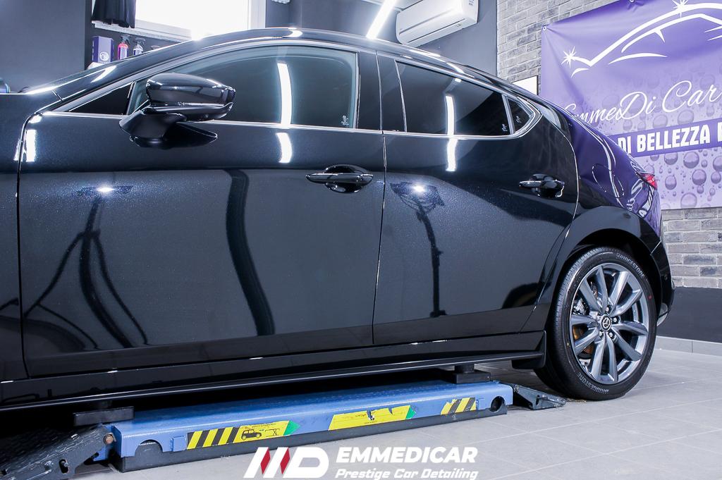 MAZDA 3, CAR DETAILING