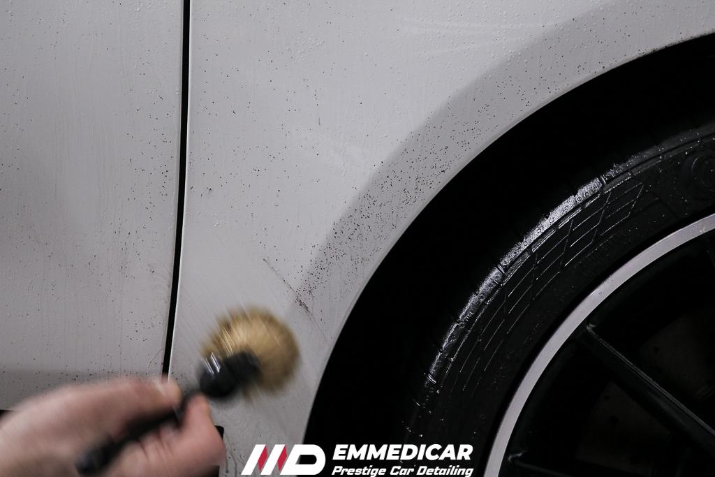 MERCEDES CLASSE A, decontaminazione auto