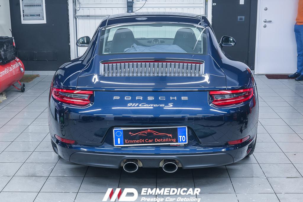 PORSCHE 911 CARRERA S, car detailing