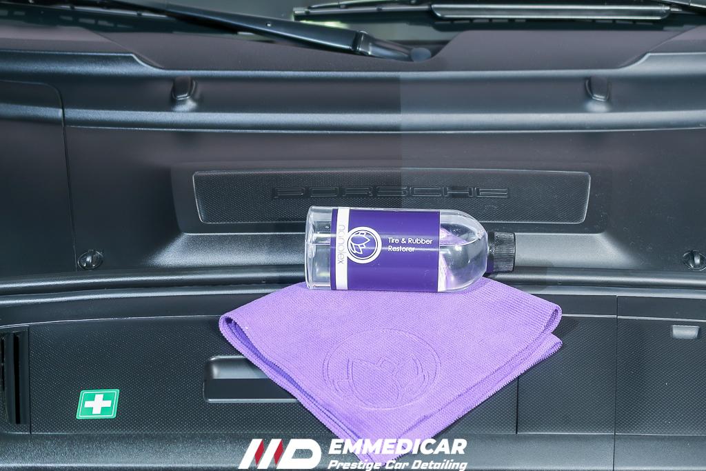 PORSCHE 997 CARRERA, ravvivante plastiche auto,