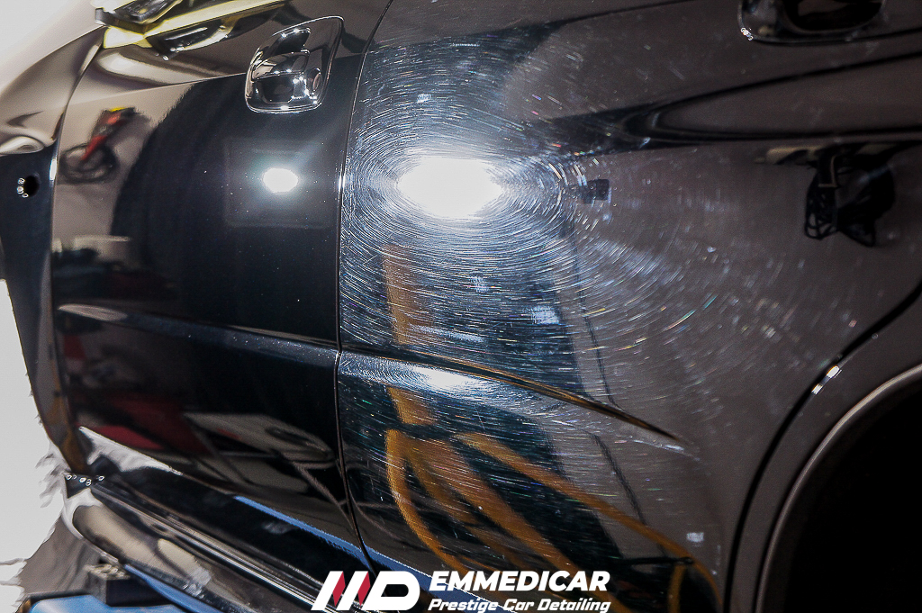 SUBARU IMPREZA WRX, LUCIDATURA SWIRLS AUTO
