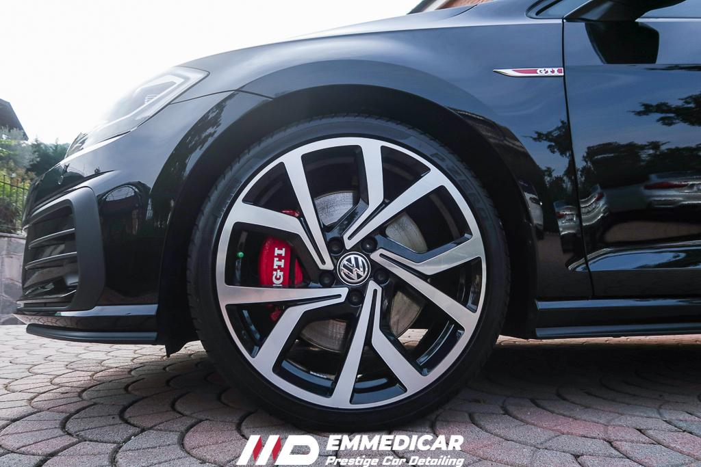 VW GOLF 7 GTI, car detailing