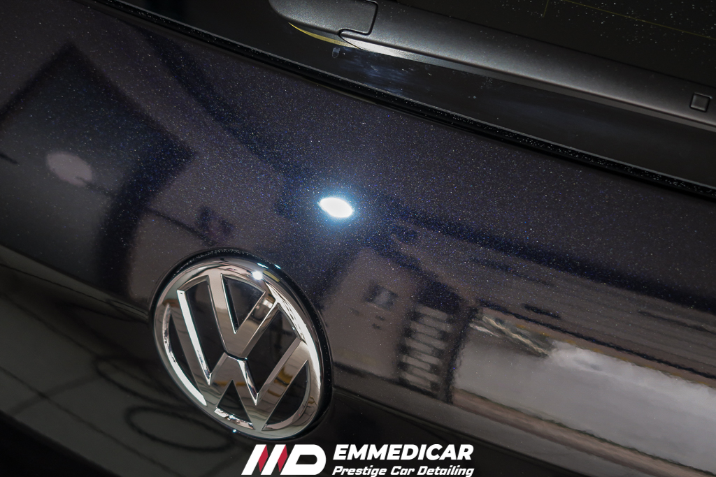 VW GOLF 7 GTI, lucidatura swirls auto,