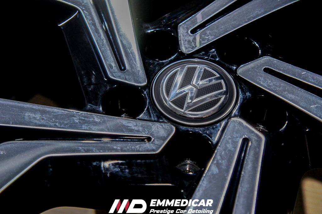 VW GOLF GTI, DIFETTI CERCHI AUTO