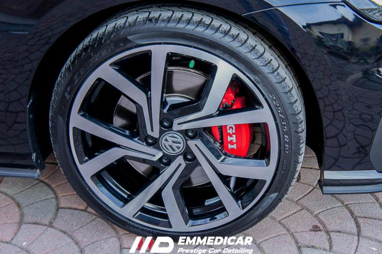 VW GOLF GTI, CAR DETAILING