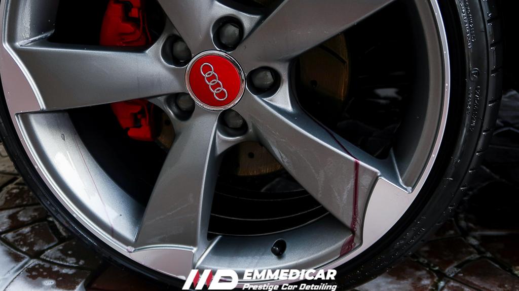 VW GOLF GTI 4 IV, decontaminazione iron remover auto,