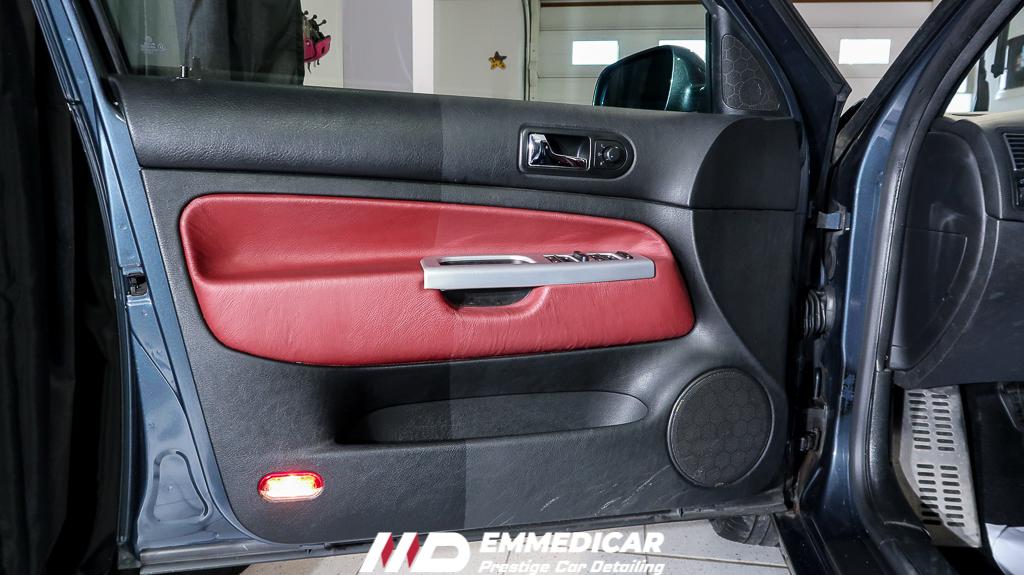 VW GOLF GTI 4 IV, trattamento plastiche auto,