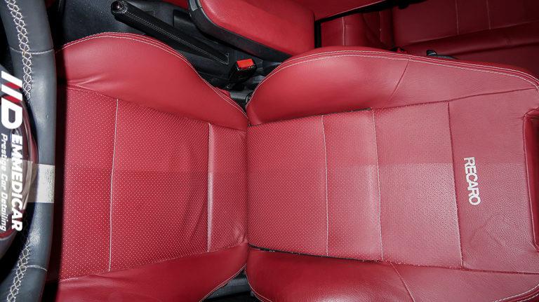 VW GOLF GTI 4 IV, trattamento pelle auto,