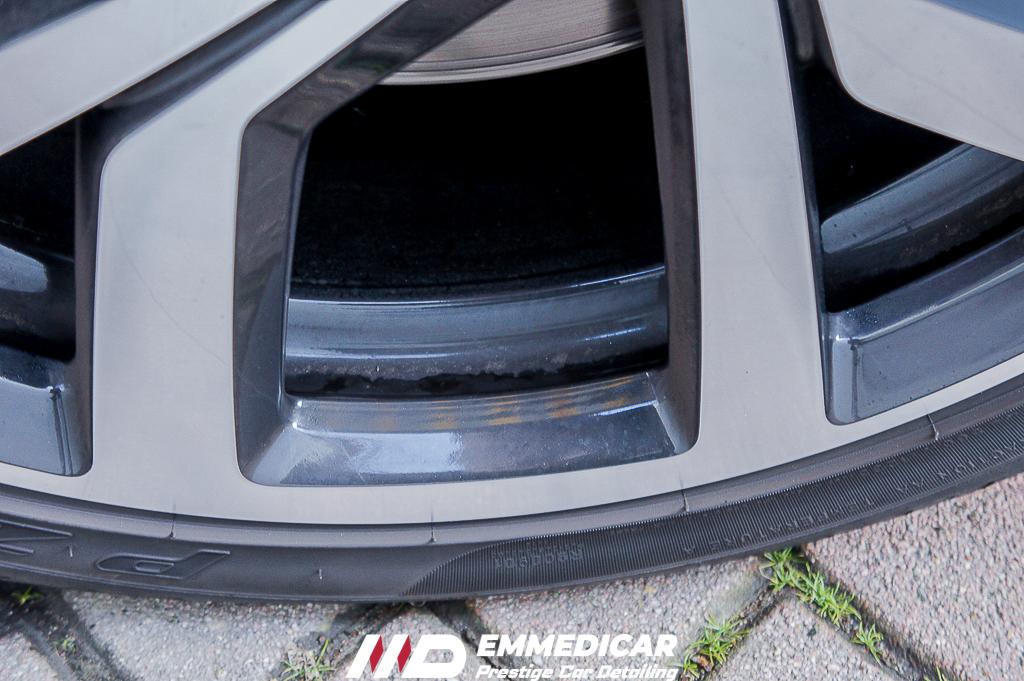 VW GOLF GTI, PRE DETAILING