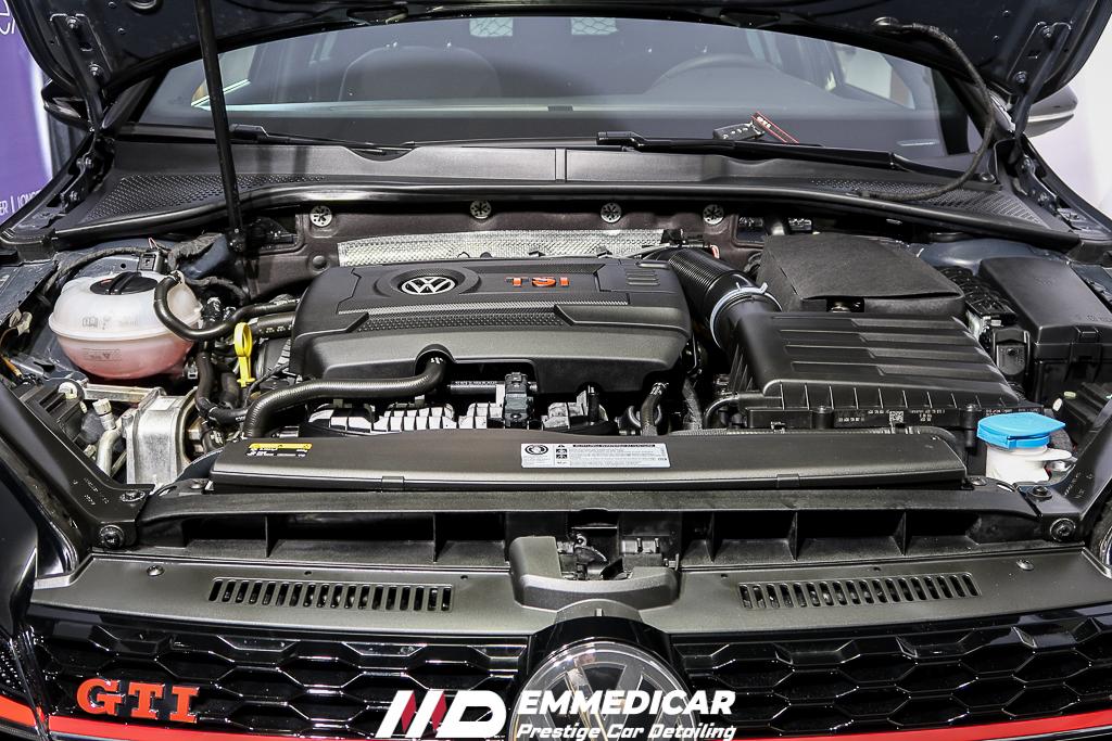 VW GOLF GTI PERFORMANCE, risultato dopo car detailing,