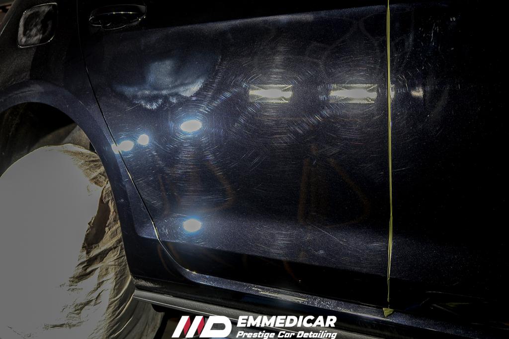 VW GOLF GTI PERFORMANCE, rimozione graffi auto,