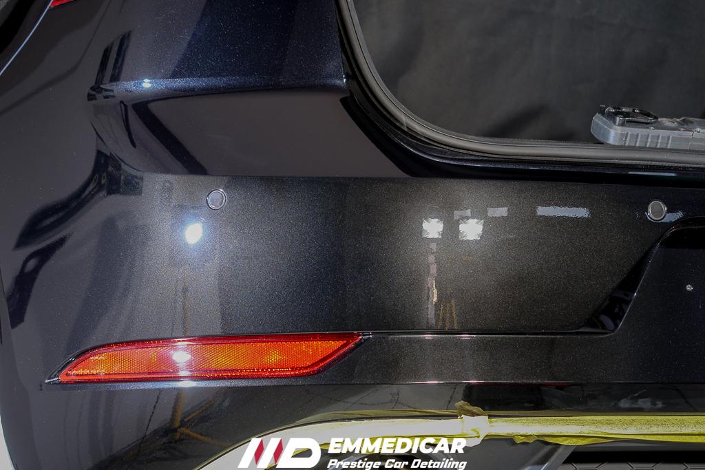 VW GOLF GTI PERFORMANCE, lucidatura swirls auto,