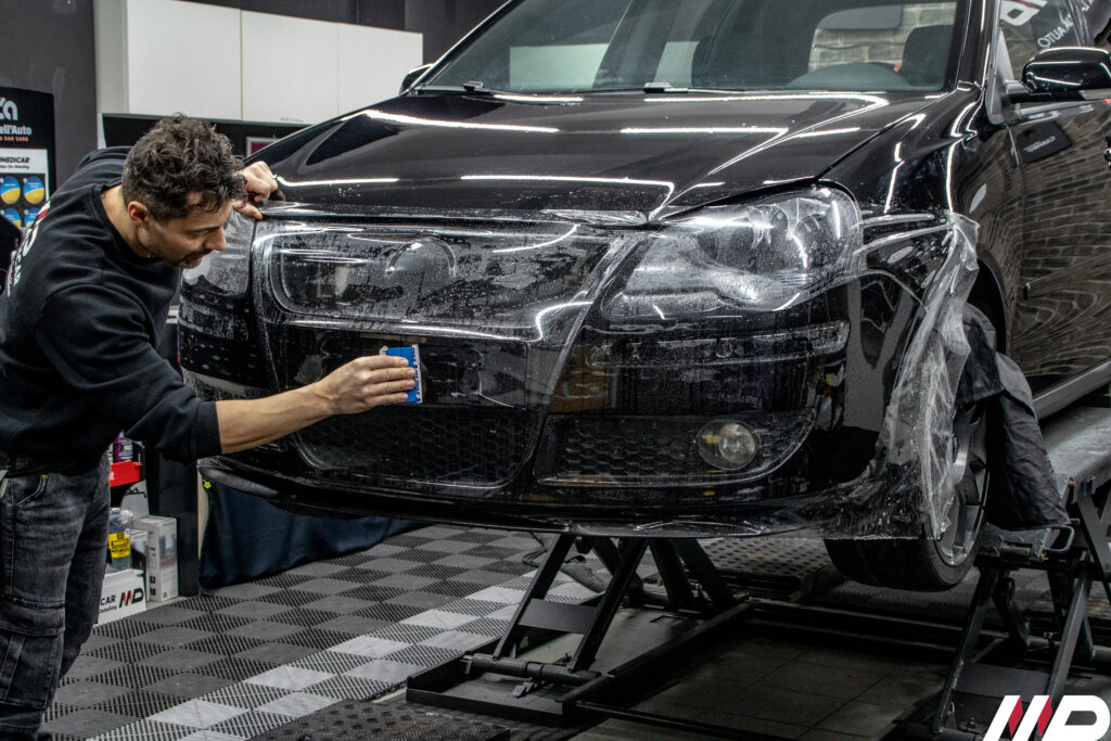 VW Polo GTI- applicazione ppf