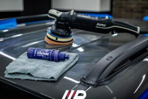 lucidatura professionale su Jeep Renegade
