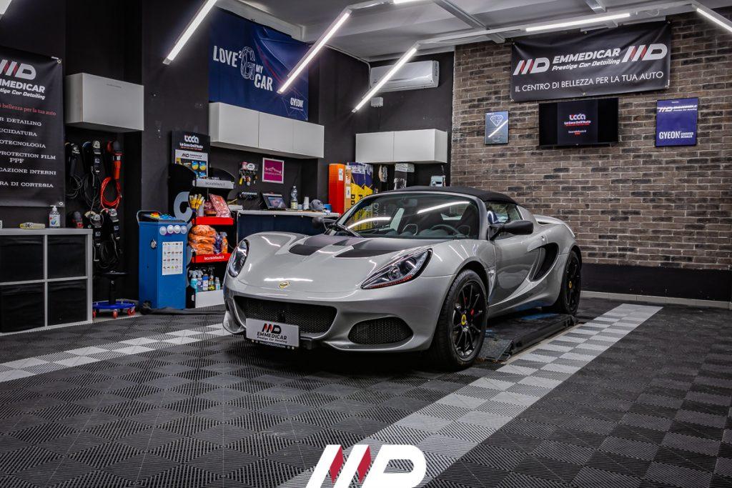 car detailing su lotus elise 220sport